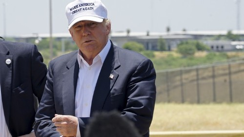 Trump's Impending Immigration Sell-Out