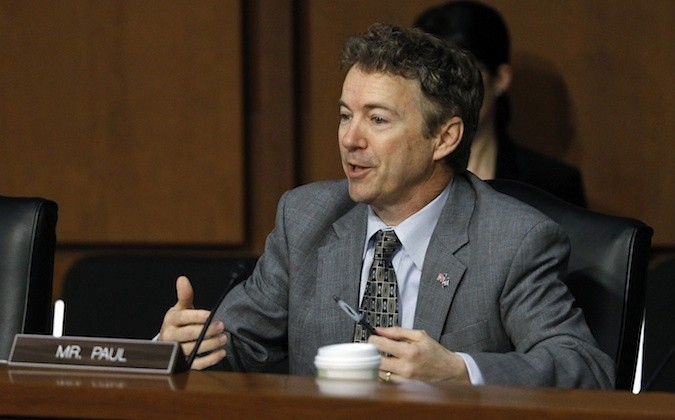 Paranoia Strikes Deep: The Press and Rand Paul