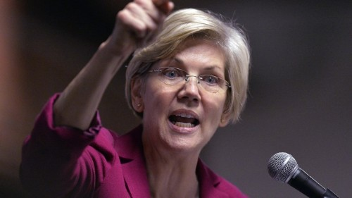 Elevating Elizabeth Warren