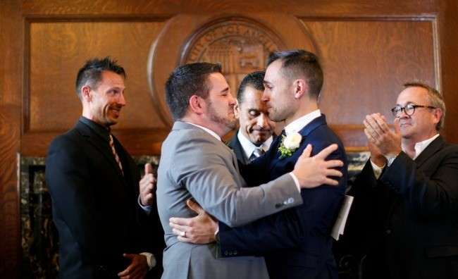 The New State-by-State Fight for Gay Marriage