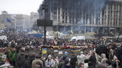 The View From Kiev: Coping With Ukraine's Unfinished Revolution