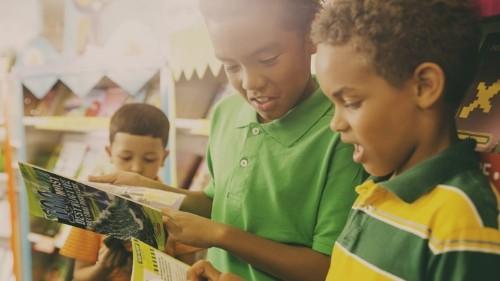 The Fleeting Magic of Scholastic Book Fairs