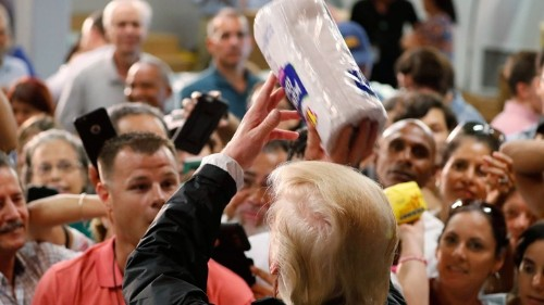 Donald Trump's Absentee Presidency