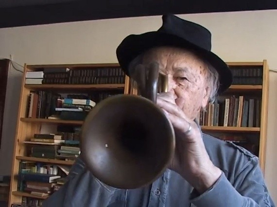 This 90-Year-Old Lithuanian Filmmaker Has the Best Website
