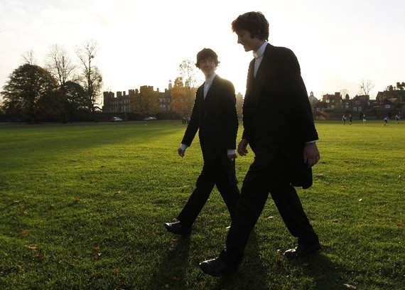 Why Eton, Britain's 574-Year-Old High School, Is Embracing Ed Tech