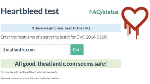 How to Check If a Site Is Safe From 'Heartbleed'