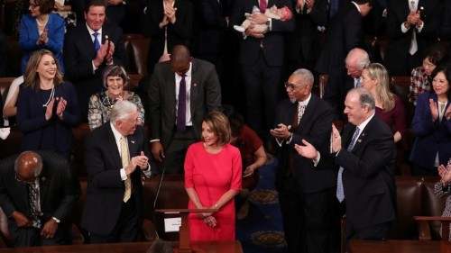 An Awkward Beginning to Democratic Control of the House