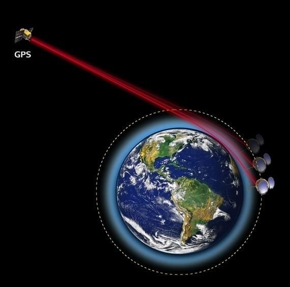 A New Global Swarm of Weather-Sensing Satellites