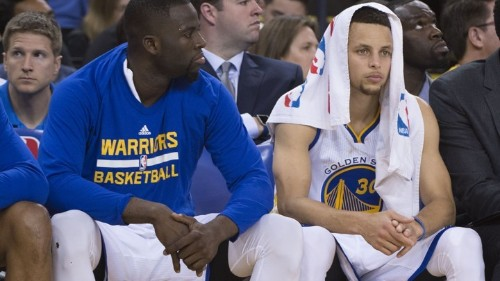 Stephen Curry, Wounded Warrior