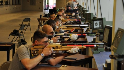 Assault-Rifle Camp for Kids, Courtesy of the American Military
