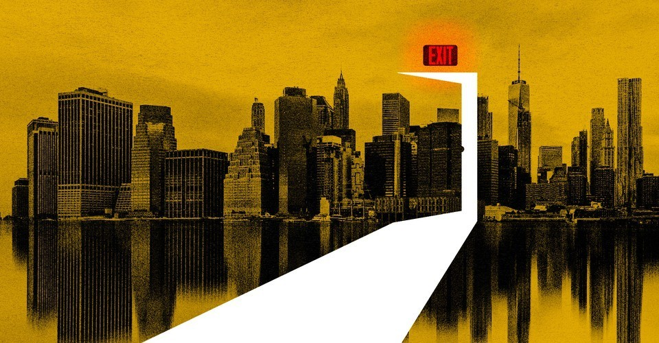 Affluence Killed New York, Not the Pandemic