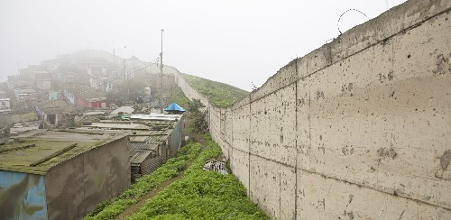 Lima's 'Wall of Shame' and the Art of Building Barriers