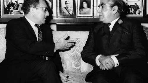 The Flaw in Kissinger's Grand Strategy