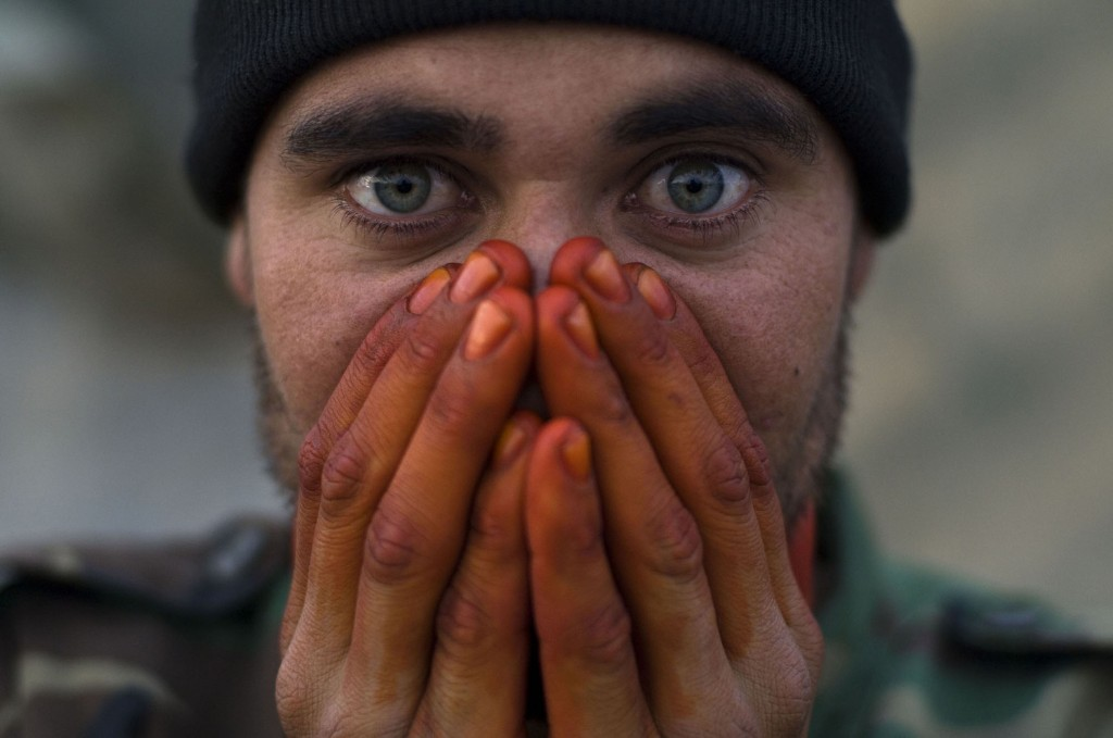 Afganistan - Magazine cover