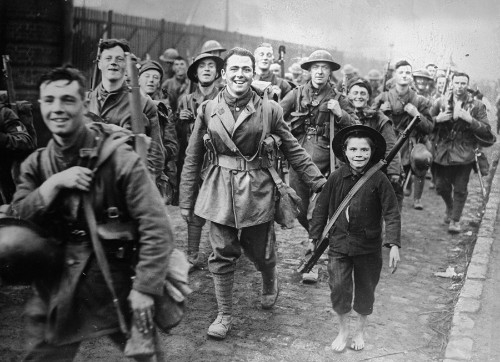 World War I in Photos: Introduction
