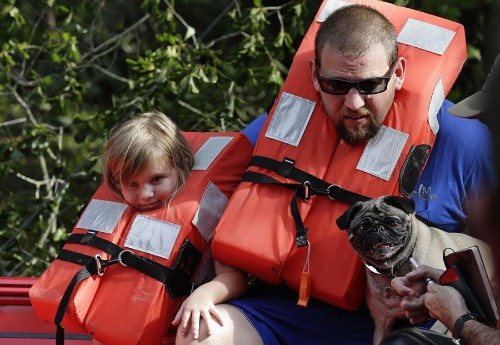 Photos: Pet Rescues in the Wake of Hurricane Florence