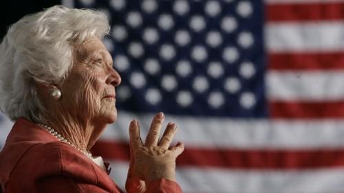 Barbara Bush's Long-Hidden 'Thoughts on Abortion'