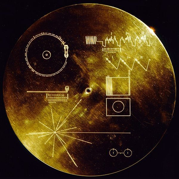 The Message Voyager 1 Carries for Alien Civilizations