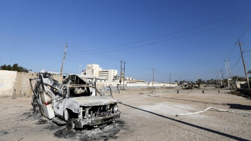 The 'Staggering' Civilian Toll of Iraq's Fight Against ISIS