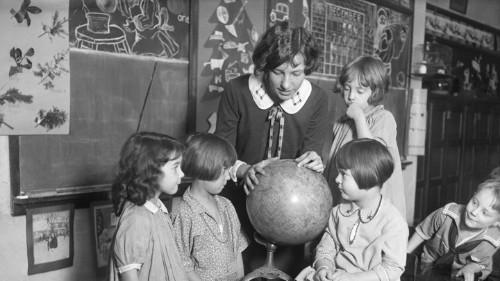 The Growing Gender Divide Among U.S. Teachers