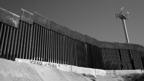 What I Learned as an EMT at the Border Wall