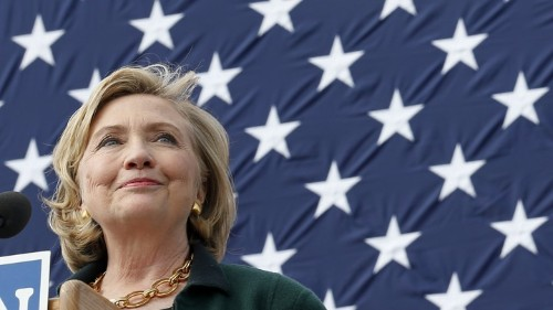 Does Hillary Clinton Have Anything to Say?