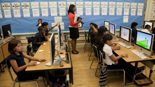 The Push to Diversify Gifted-and-Talented Programs
