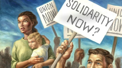 Why Workers Won't Unite