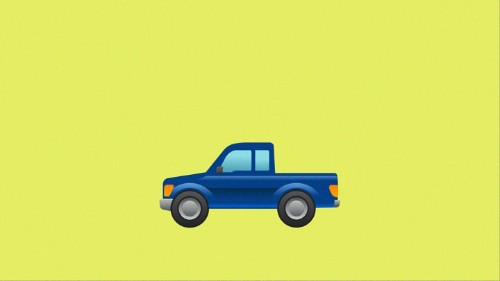 The Pickup Truck Emoji Will Debut in 2020