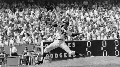 The Incomparable Career of Sandy Koufax