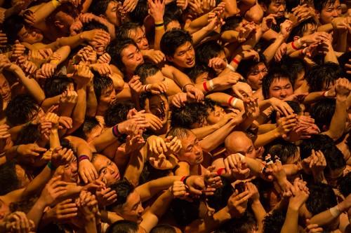 Okayama's Naked Festival