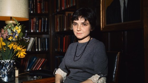 From the Archives: 'Exodus,' a Poem by Adrienne Rich