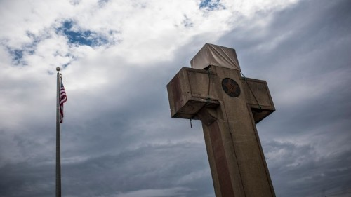Why Is This Cross-Shaped Memorial Constitutional?
