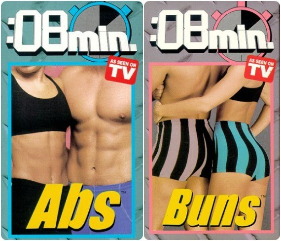 Get the Abs You Crave, in an Amount of Time