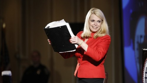 Is Betsy McCaughey Too Perfect a Match for Donald Trump?