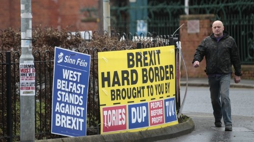 Northern Ireland Offers a Warning That Few Are Hearing
