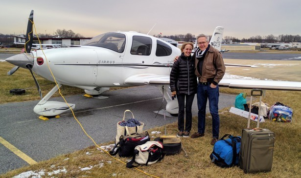Our Towns: On the Road, in the Air