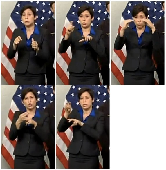 Why Great Sign Language Interpreters Are So Animated