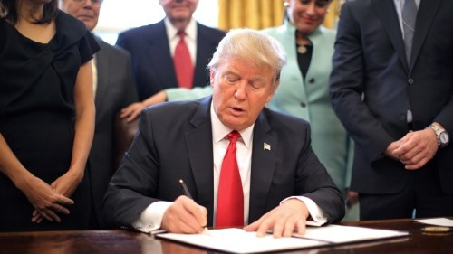 Trump's 'Two-for-One' Regulation Executive Order