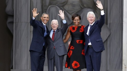 A Moment of Grace From Jimmy Carter
