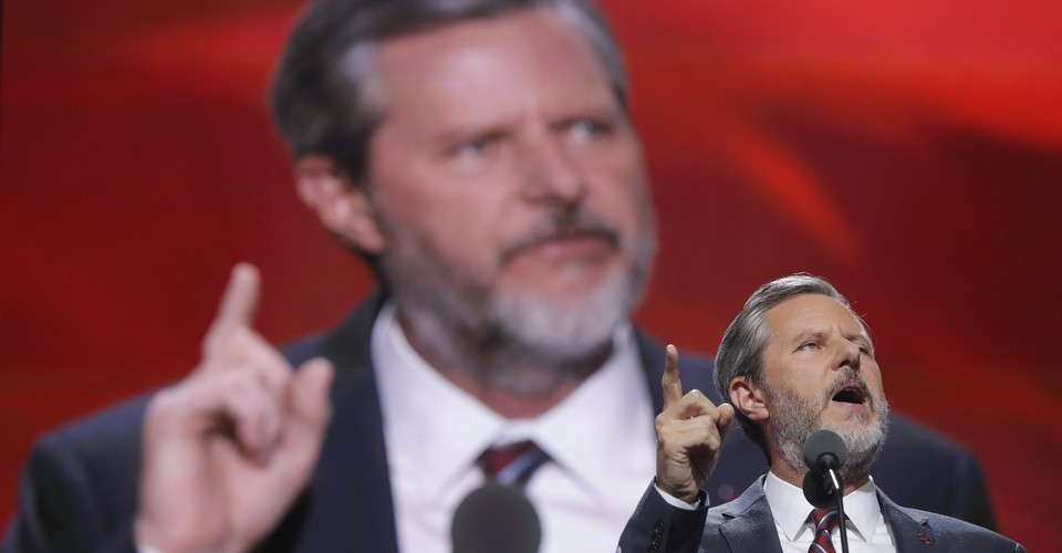 How Jerry Falwell Jr. Lost His Liberty Flock