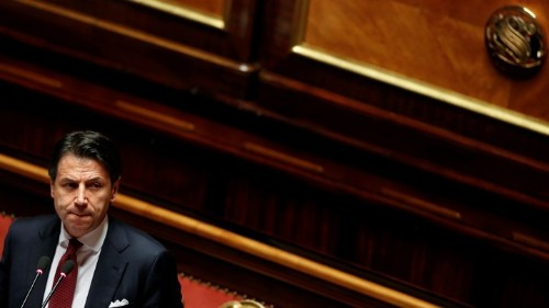 Italy's Transition From One Weak Government to Another