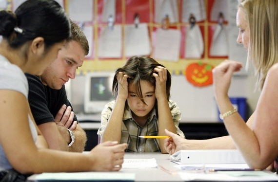 The Case for Nagging Kids About Their Homework