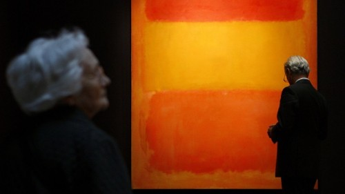 How to Restore a Rothko: With Light