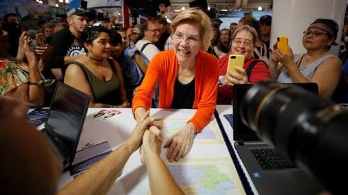 What Elizabeth Warren Is Up Against: Sexism by Proxy