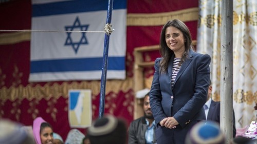 The Woman Who Could Be Israel's Next Leader