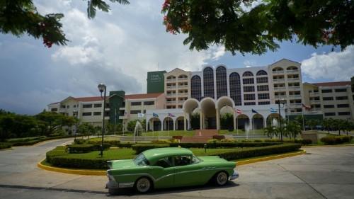 The American-Run Hotel in Cuba