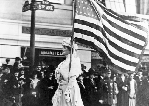 Photos: The Battle for Women's Suffrage in the U.S.