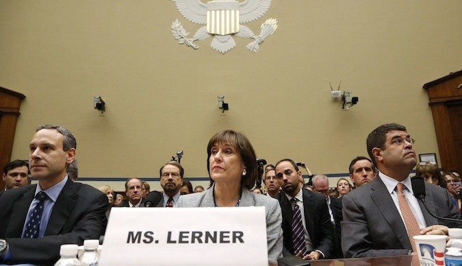 The IRS Scandal Is a Test: Is It Too Hard to Fire Misbehaving Bureaucrats?