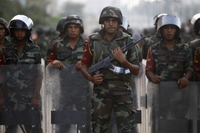 The Most Worrying Thing About Egypt's Coup: The Police